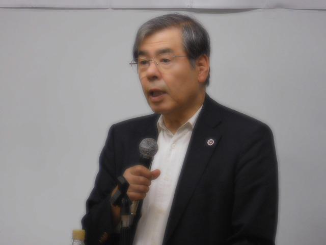 内田雅敏弁護士