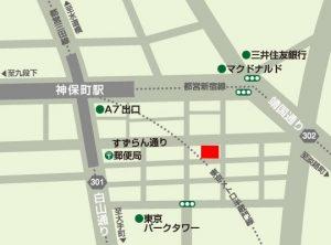 tokyodo-map
