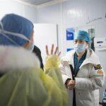 武漢雷神山医院の第一陣医療隊