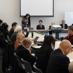 シンポジウム「コロナウイルス渦とアジア防疫食品安全システムの構 築」