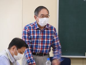 伊藤彰信代表が活動方針を提案