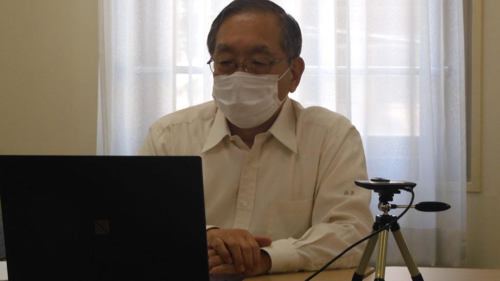 伊藤彰信(日中労交代表)