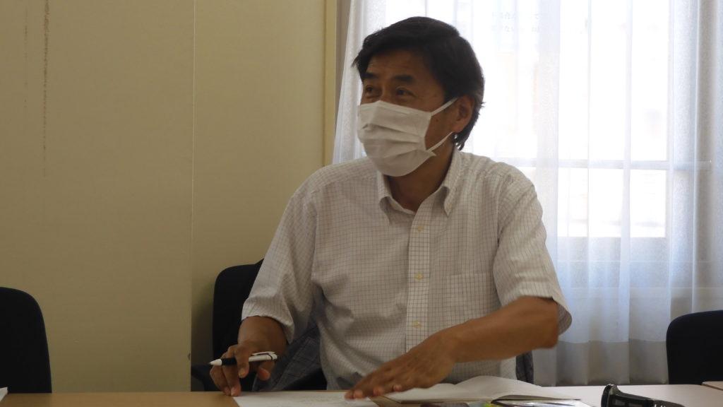 伊藤光隆(日中労交事務局次長)