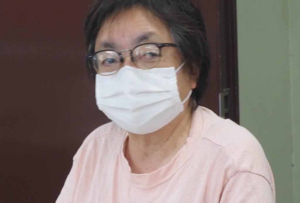 藤村妙子(日中労交事務局長)