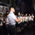 1115人の南京の学生が「高校生平和教室」に参加